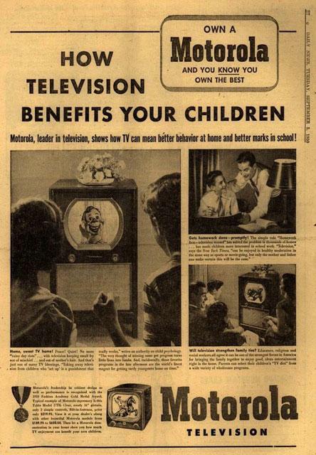 TV kijken is onschadelijk voor kinderen