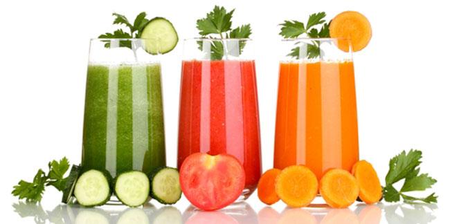 fruit en groente smoothie
